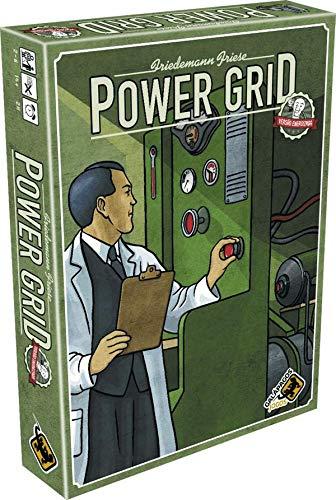POWER GRID - BRASIL / ESPANHA & PORTUGAL - EXPANSÃO