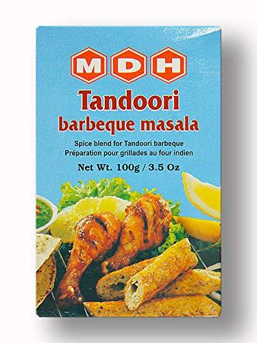 MDH タンドリーバーベキューマサラ(タンドリーチキン) 《100g×2個セット》