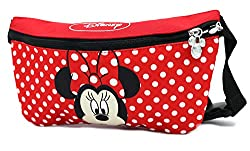 "dcead66c612 We love this official Disney Minnie Mouse fanny pack! It s slightly less  ""young"" than the pink Minnie bag"
