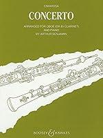 チマローザ : オーボエ協奏曲 ハ短調 (オーボエもしくはクラリネット、ピアノ) ブージー&ホークス出版