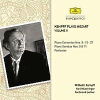 Kempff Plays Mozart, Vol. 2