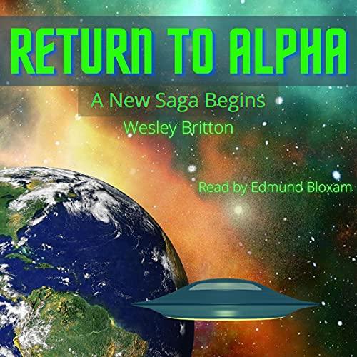 Couverture de Return to Alpha