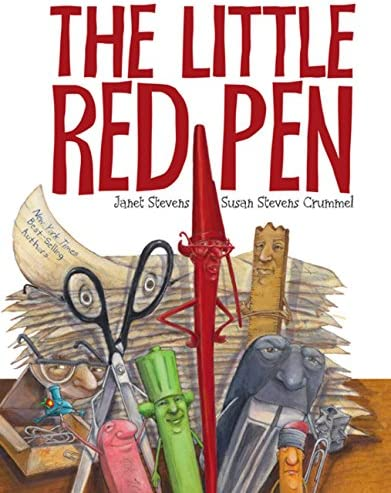 The Little Red Pen product image