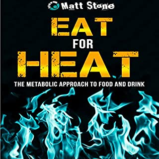 Eat for Heat audiobook cover art