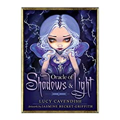 ❥Within this oracle, readers will encounter grumpy fairies, sassy witches, cheeky ghost, and brazen beings, all acting as the magickal messengers of mysterious dreams. ❥Honest, quirky, and haunting, these shadowy-sweet strangelings appear within the ...