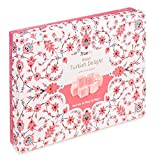 Truede YOU'LL BE DELIGHTED™ Turkish Delight Rose (275g) - Traditional, Hand-Made, Dusted Rose