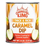 TableTop King Caramel Dip - #10 Can