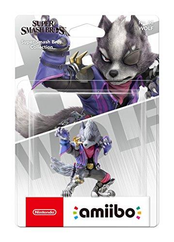 amiibo Figur Super Smash Bros. Collection Wolf