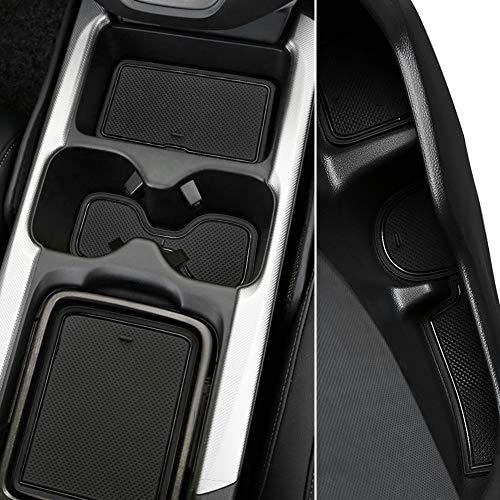 Sorski Cup Holder Inserts Liner for Honda CR-V Accessories 2020 2021 CRV Custom Fit Interior Center...