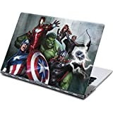 Skinit Decal Laptop Skin for Yoga 910 2-in-1 14in Touch-Screen - Officially Licensed Marvel/Disney Avengers Assemble Design