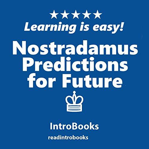 Nostradamus Predictions for Future cover art