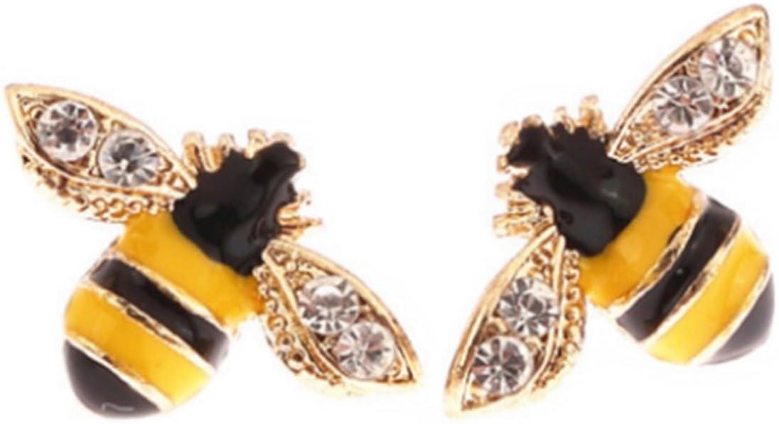 CRB Fashion Sparkle Dedication Rhinestone Bumble For Jewelry Womens SALENEW very popular Gif Bee