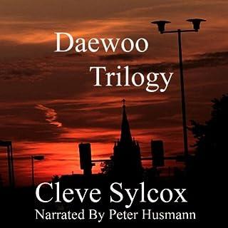 Daewoo -Trilogy audiobook cover art