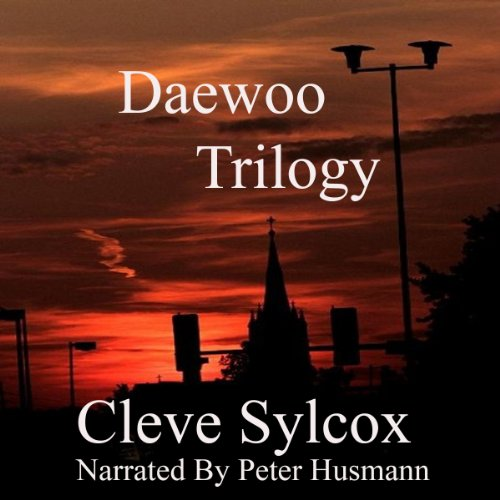 Daewoo -Trilogy audiobook cover art