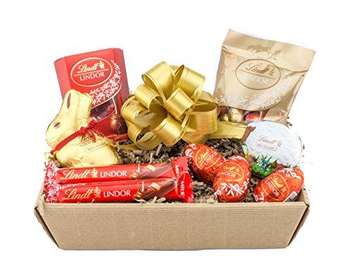 Lindt Chocolate Easter Hamper - Gift Box - Lindt Selection