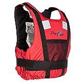 Lalizas Pro Race Ayuda de Flotabilidad, Unisex Adulto, Rojo, 40-70 kg