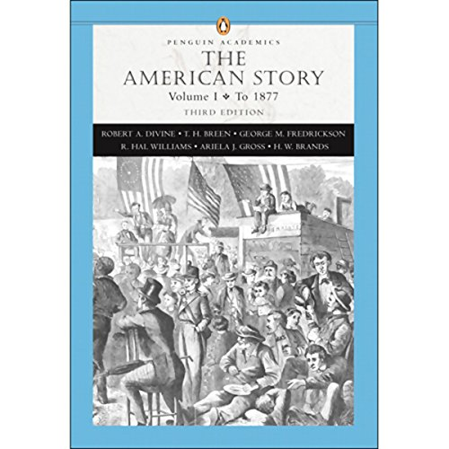 VangoNotes for The American Story, 3/e, Vol. 1 cover art
