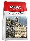 Mera Comida para Perros Pure Sensitive Fresh Meat de Pollo y Patata, 4 kg