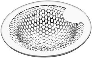 洗面器排水口用 洗面台 パンチング ゴミ受け 18 – 8ステンレス鋼 排水口サイズ:3.5-4.5cm