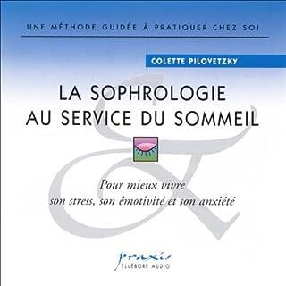 La sophrologie au service du sommeil  cover art