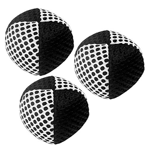 speevers Juggling Balls for Beginners Set of 3 70g -...
