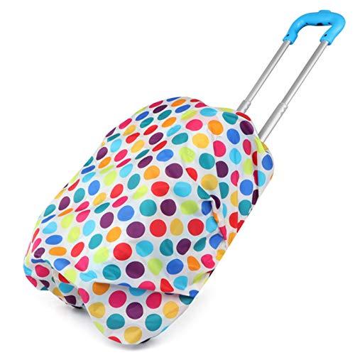 Sunnyushine Funda impermeable para la lluvia, mochila de nailon para la lluvia con funda para senderismo, camping, viajes, actividades al aire libre, impermeable, ultraportátil duradero