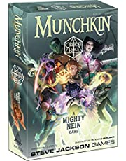 Steve Jackson Games - Munchkin: Kritieke rol - Bordspel