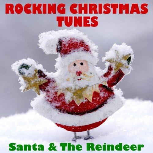 Santa & The Reindeer