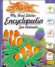 Sea Animals (My First Sticker Encyclopedia)