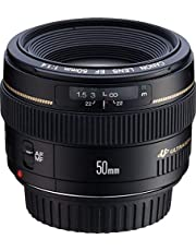 Canon EF 50mm f/1.4 USM Prime Lens for Canon DSLR Camera