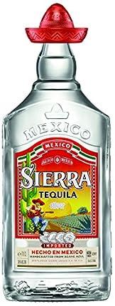 Sierra Plata, Tequila, 70 cl - 700 ml