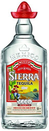 Sierra Silver Tequila, 70 cl
