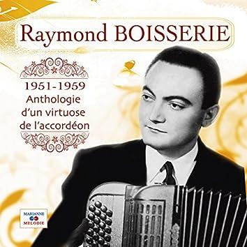 1951-1959: Anthologie d'un virtuose de l'accordéon