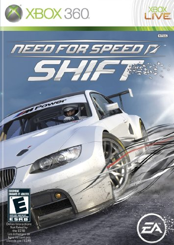 Electronic Arts Need for Speed SHIFT Xbox 360 videogioco