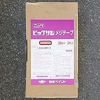 日本ペイント ビッグサンメジテープ 20m×2本