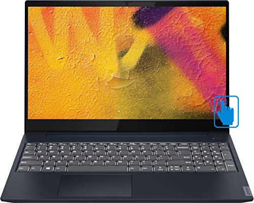"Lenovo IdeaPad S340 15.6"" Touchscreen Laptop - 10th Gen Intel Core i7 - 1080p IPS 512 GB SSD 8GB RAM Standard Backlit Keyboard 15.6"" Touchscreen LED-Backlit IPS FHD (1920 x 1080) Display"