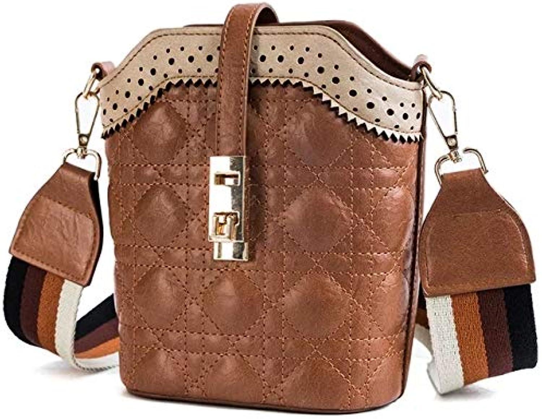 Top Fashion PU Leather Shoulder Bag