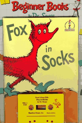 Fox in Socks (Beginner Book and Cassette Library)の詳細を見る
