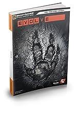 Evolve Official Strategy Guide de BradyGames