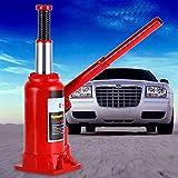 Cikonielf 4T Auto Cilindro idraulico Cric Cric Elettrico Cric Elettrico Cric per Bottiglie per Automobile, edilizia, industria, agricoltura