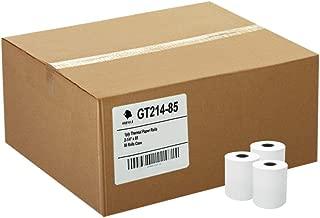 (50) Gorilla Supply Thermal Paper Rolls 2-1/4 X 85ft Vx510 Vx570 FD50 T4220
