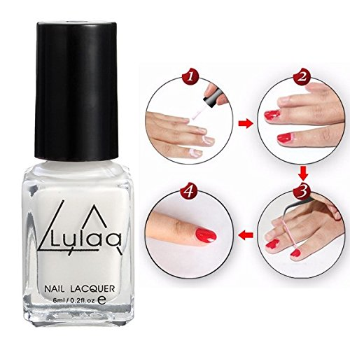 Bluelover Anti-Débordement Latex Liquid Tape Peel Off Nail Art Polish Glue Palisade Pour Easy Clean Base Coat