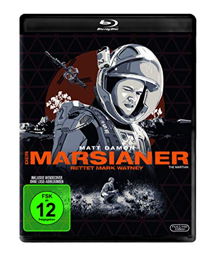DER MARSIANER (BD)SE [Blu-ray]