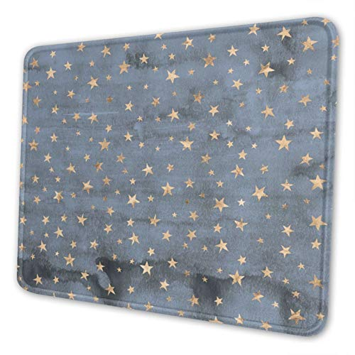 Gaming Mouse Pad Custom,Sky Star for Women Non-Slip Rubber Thick Mouse Pad for Laptop