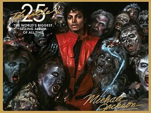 MKAN Puzzle Adulte Michael Jackson Thriller Zombies Gigantesque Adultes Puzzle en Bois Image Loisirs Divertissement Jeu Jouet-1000 Pièces 50X75 Cm