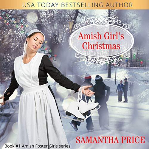 Amish Girl's Christmas Titelbild