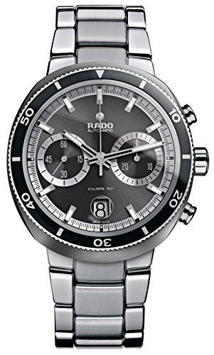 [ラドー] RADO 腕時計 自動巻き クロノグラフ D-STAR 200 ダイヤスター200 R15965103 メンズ [並行輸入品]