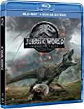 Jurassic world 2: El reino caido (BD + DVD Extras) [Blu-ray]