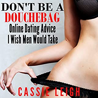 Don't Be a Douchebag audiobook cover art
