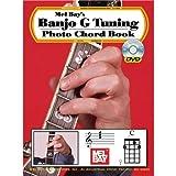 Mel Bay's Banjo G Tuning Photo Chord Book (Book/DVD) -